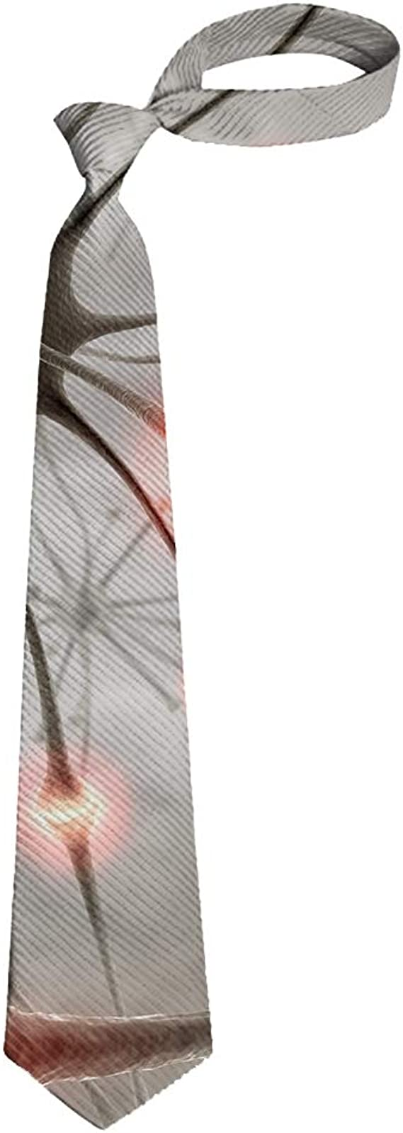 Men Date Gift Suit Necktie Formal Party Skinny Tie for Wedding