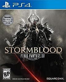 Final Fantasy XIV: Stormblood - PlayStation 4: Square     - Amazon com