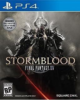 Amazon com: FINAL FANTASY XIV: Shadowbringers - PlayStation 4