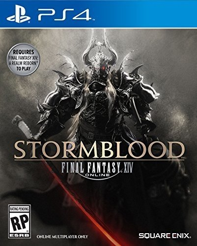 Final Fantasy XIV: Stormblood - PlayStation 4 (Final Fantasy 14 A Realm Reborn Release Date)
