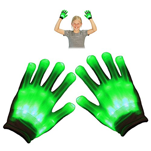 Dreamingbox Children LED Finger Light Gloves - Boys Toys & Kids Gifts