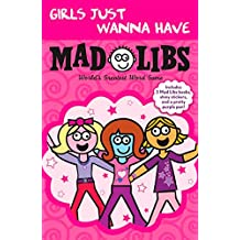 Girls Just Wanna Have Mad Libs: Ultimate Box Set