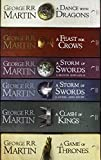 A Game of Thrones: The Story Continues: The complete box set of all 6 books (A Song of Ice and Fire) by Martin, George R. R. (2012)