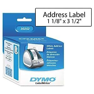 Dymo (30252) Label