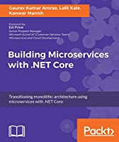 Building Microservices with .NET Core Front Cover
