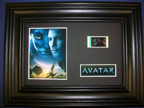 AVATAR Framed Film Cell Display Collectible Movie Memorabilia po...