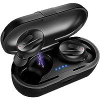 Auriculares Bluetooth 5.0,Amazco XG-13 Auriculares Inalámbricos HD Micrófono Estéreo In-Ear Auriculares Deportivo con…