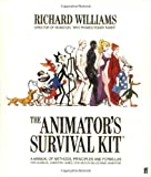 The Animator's Survival Kit, Richard Williams, 0571202284