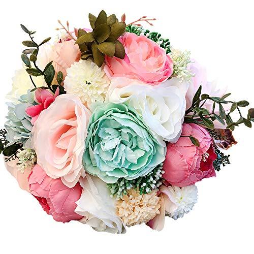 Abbie Home Bride Bouquets - 9
