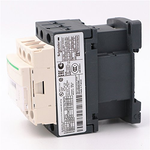 NEW Schneider AC Contactor LC1D18G7 LC-1D18G7 3P 18A 120V AC Coil
