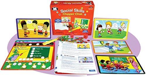 1586506528 Super Duper Publications Social Skills Chipper Chat Magnetic Game Educational Learning Resource for Children 51o91yv3dDL.