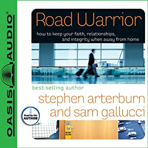 Road Warrior Audiobook