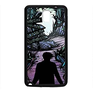 Black horrific man Cell Phone Case for Samsung Galaxy Note3