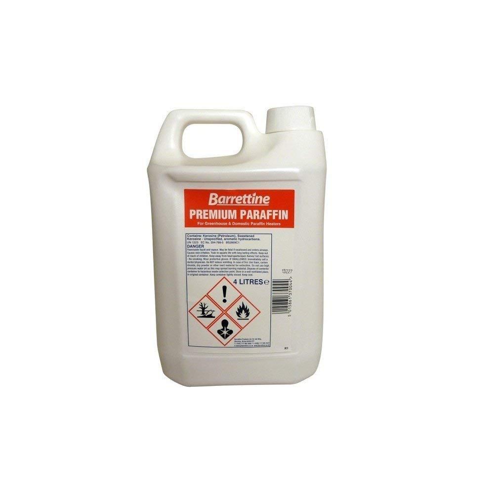Barrettine Premium Grade Paraffin 4Ltr