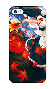 Caitlin J. Ritchie's Shop anime girl 155 Anime Pop Culture Hard Plastic iPhone 5/5s cases 9526573K649335011