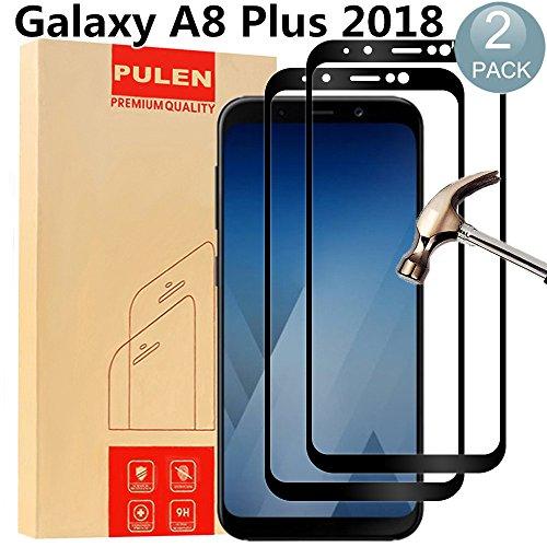 [2-Pack] Samsung Galaxy A8 Plus 2018 Screen...