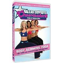 Dallas Cowboys Cheerleaders Power Squad Bod! - Body Slimming Yoga