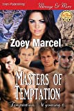 Masters of Temptation, Zoey Marcel, 1627405038