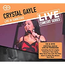 Live In Tennessee (CD+DVD)