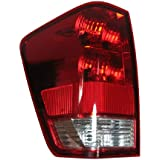 2004-2012 Nissan Titan (04-10 LE & SE MODEL, 08-12 PRO-4X) Taillight Taillamp Without Utility Bed Rear Brake Tail Lamp Light Left Driver Side (2004 04 2005 05 2006 06 2007 07 2008 08 2009 09 2010 10 2011 11 2012 12)