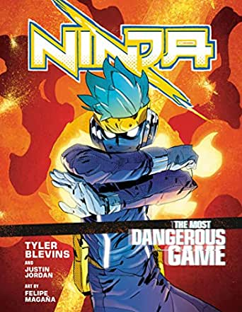 Ninja: The Most Dangerous Game: [A Graphic Novel] (English ...