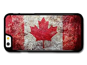 Canadian Maple Leaf Flag of Canada case for iPhone 6