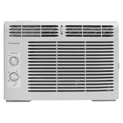 Frigidaire FFRA0511R1 5,000 BTU 115V Window-Mounted Air Conditioner,