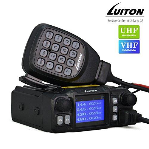 Mobile Radio LT-425UV 25 Watt Dual Band