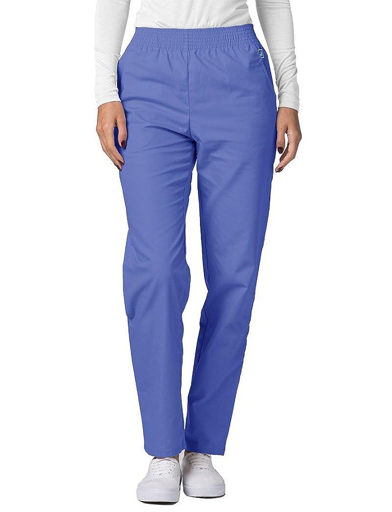 Pantaloni Camice Medico – Pantaloni da Donna Uniforme Ospedale - 502 Colore: CBL | Dimensione: XXS 502CBLXXS