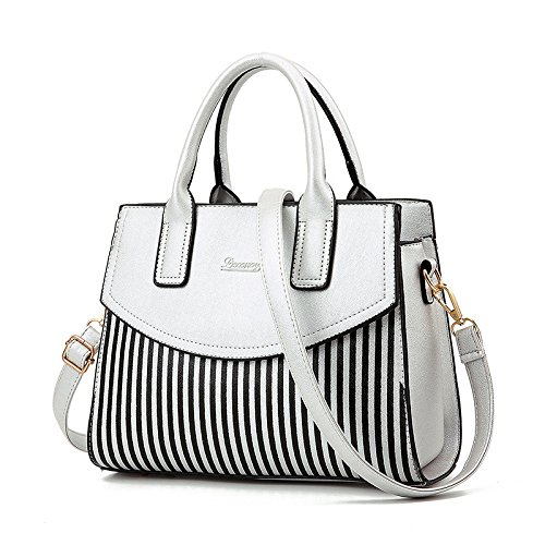 White Clutch Classic CrossBody Bag Shoulder Vintage Bag Women Handbag Casual qz1fwH4Aw