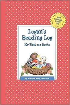 Book Logan's Reading Log: My First 200 Books (Gatst) (Grow a Thousand Stories Tall)