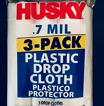 Husky 7 mil drop cloth amazon industrial scientific husky 7 mil drop cloth publicscrutiny Gallery