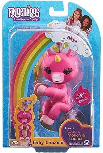 Amazon.es: Wow Wee 3718 - Dispensador electrónico de Unicornio para bebé, Color Rosa