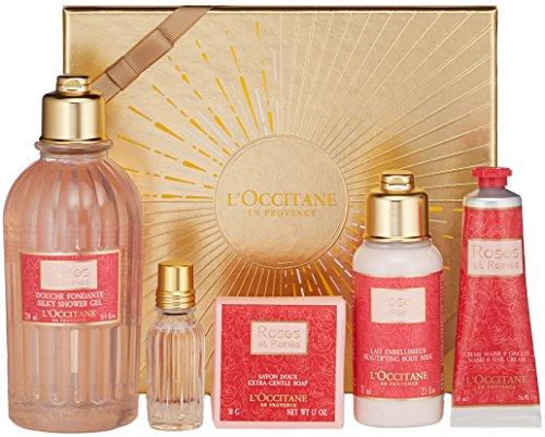 Loccitane Rose (L'Occitane Delicate & Enchanting Rose Star Gift Set)