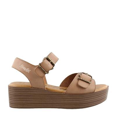 4d816987da8de Amazon.com | Women's Blowfish, Leeds Platform Sandals | Platforms ...