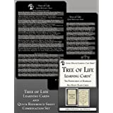 Kabbalah's Tree of Life: Learning Cards & Quick Reference Sheet Combination Bundle (Living Magick Learning Cards) [Loose Leaf] [Jan 01, 2013] Jadzia DeForest & Jay DeForest …