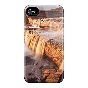 Hot Snap-on Canyon Desert Waterfalls Hard Covers Cases/ Protective Cases For Iphone 6