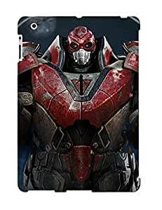 Ellent Ipad 2/3/4 Case Tpu Cover Back Skin Protector Planetside 2 For Lovers' Gifts