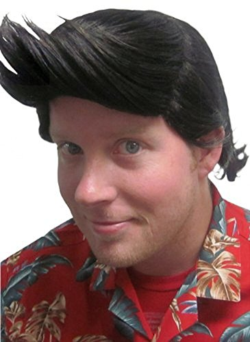 Pet Detective Wig Costume Accessory - Ace Ventura Pet Detective Costume