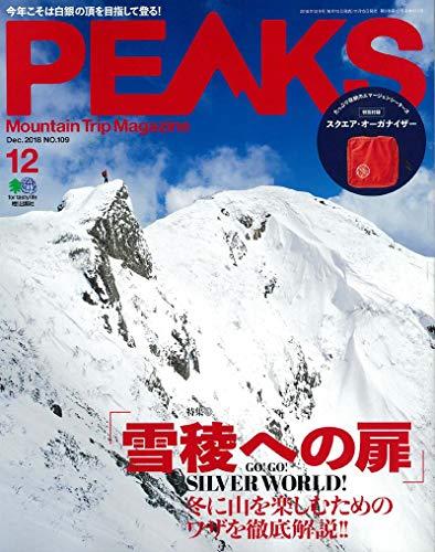 PEAKS 2018年12月号 画像 A