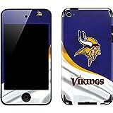 NFL Minnesota Vikings iPod Touch (4th Gen) Skin - Minnesota Vikings Vinyl Decal Skin For Your iPod Touch (4th Gen)