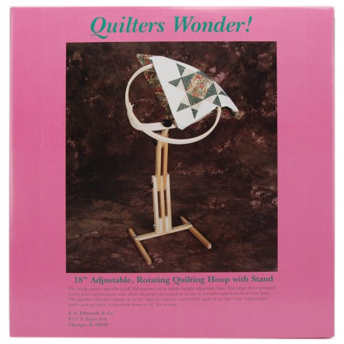 quilting hoops and frames - 1