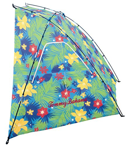 Tommy Bahama Beach Shelter Green Print
