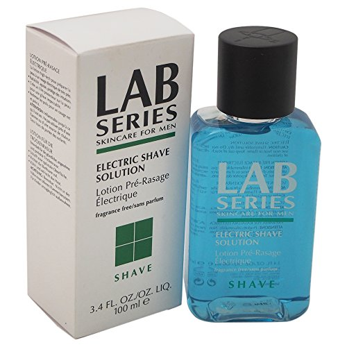 Aramis Lab Series for Men Electric Shave Solution 100ml/3.4oz (Shave Solution Pre)