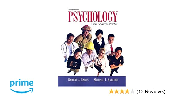 9780205324040: psychology, fifth edition abebooks robert a.