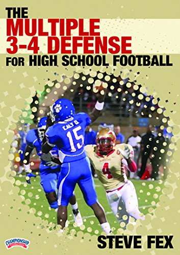 (The Multiple 3-4 Defense for High School)
