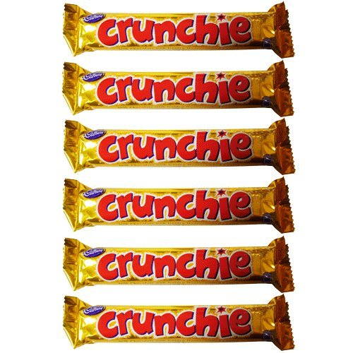 Cadbury Crunchie Bar Amazon 6 Pack