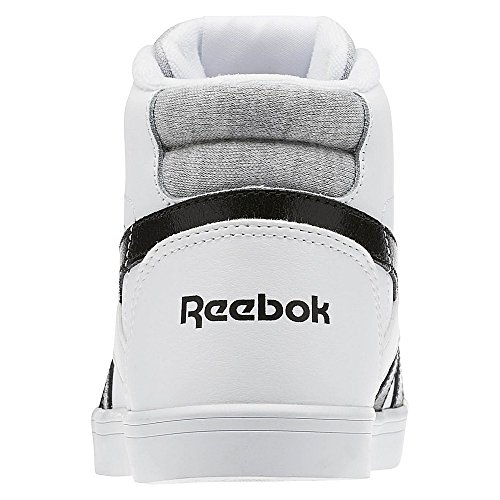 Reebok Royal Kewtee Ml - Zapatillas de deporte Mujer Blanco (White / Black)