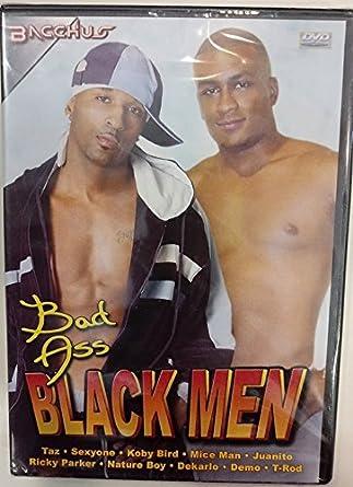 Ass black gay