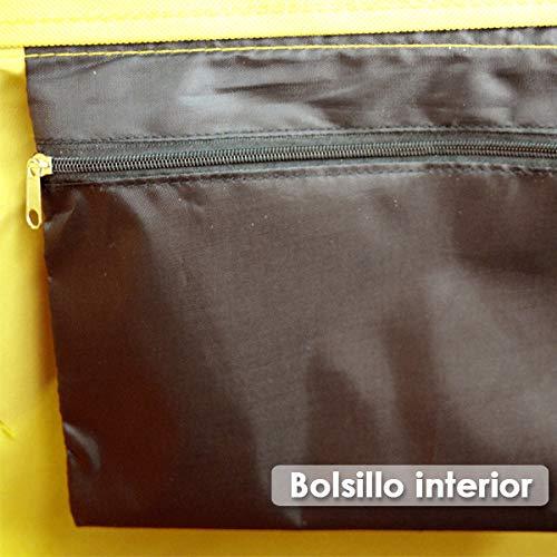 Bastilipo Julia 7098 Carro De La Compra De 4 Ruedas, Naranja, 50 l: Amazon.es: Hogar